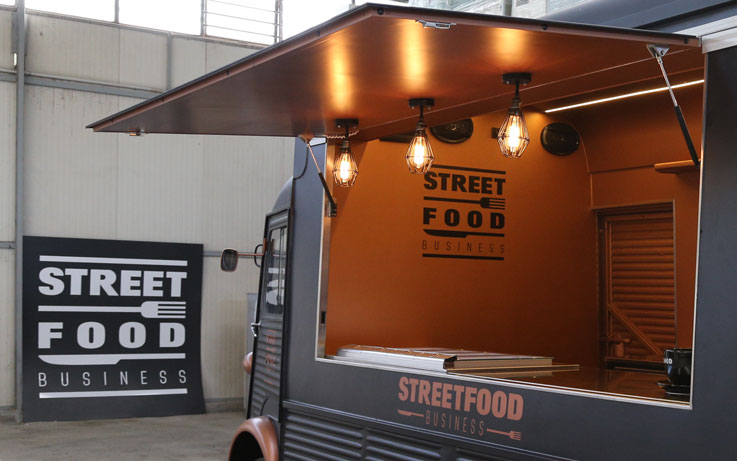 street food business azienda