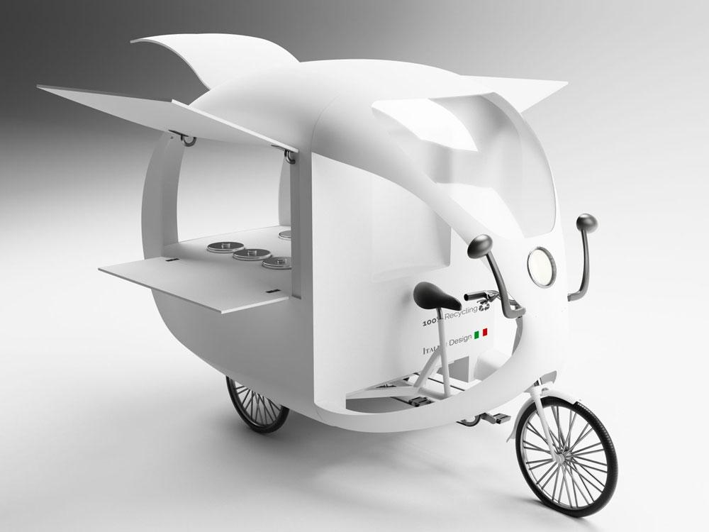 street food bike