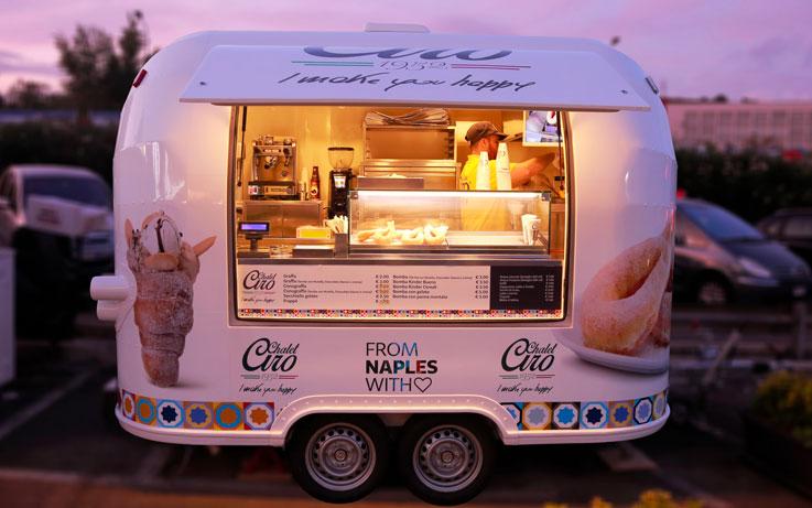 street food business rimorchi